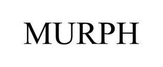 mark for MURPH, trademark #87537396