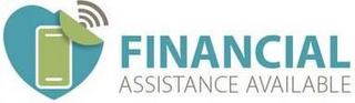 mark for FINANCIAL ASSISTANCE AVAILABLE, trademark #87538151