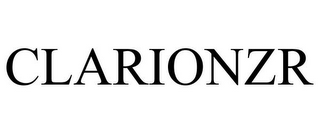 mark for CLARIONZR, trademark #87552635