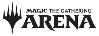 mark for MAGIC THE GATHERING ARENA, trademark #87552891