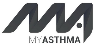 mark for MY ASTHMA, trademark #87555148