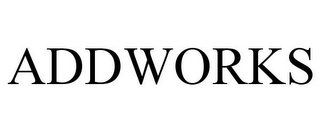 mark for ADDWORKS, trademark #87578546