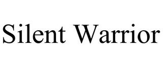 mark for SILENT WARRIOR, trademark #87584581