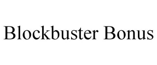 mark for BLOCKBUSTER BONUS, trademark #87584597