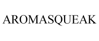 mark for AROMASQUEAK, trademark #87597874