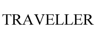 mark for TRAVELLER, trademark #87605406