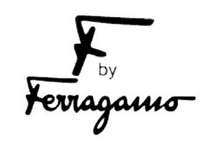 mark for F BY FERRAGAMO, trademark #87606714