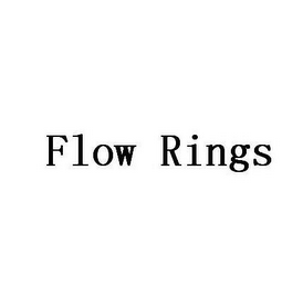mark for FLOW RINGS, trademark #87613961
