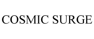 mark for COSMIC SURGE, trademark #87625439