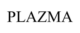 mark for PLAZMA, trademark #87646661