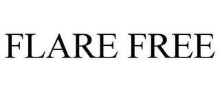 mark for FLARE FREE, trademark #87653327