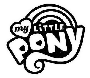 mark for MY LITTLE PONY, trademark #87659271