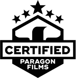 mark for CERTIFIED PARAGON FILMS, trademark #87665884
