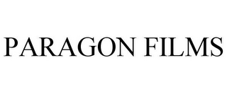 mark for PARAGON FILMS, trademark #87665895