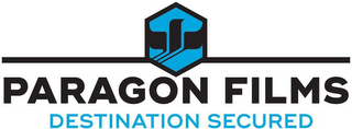 mark for PARAGON FILMS DESTINATION SECURED, trademark #87665905