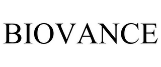mark for BIOVANCE, trademark #87669031