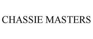 mark for CHASSIE MASTERS, trademark #87673547
