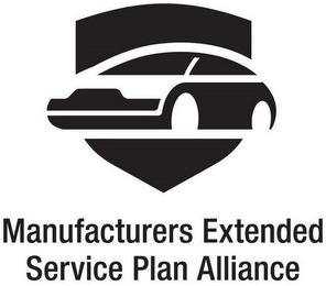 mark for MANUFACTURERS EXTENDED SERVICE PLAN ALLIANCE, trademark #87678627