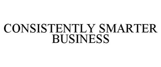 mark for CONSISTENTLY SMARTER BUSINESS, trademark #87681963