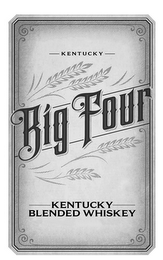 mark for KENTUCKY BIG FOUR KENTUCKY BLENDED WHISKEY, trademark #87685709