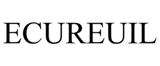 mark for ECUREUIL, trademark #87700031