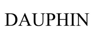 mark for DAUPHIN, trademark #87700054