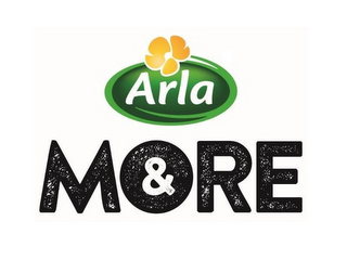 mark for ARLA & MORE, trademark #87703340