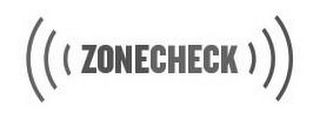 mark for ZONECHECK, trademark #87703561