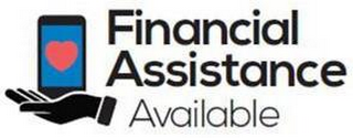 mark for FINANCIAL ASSISTANCE AVAILABLE, trademark #87708691
