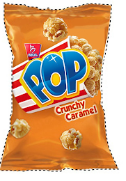 mark for B BARCEL POP CRUNCHY CARAMEL, trademark #87711728