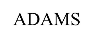 mark for ADAMS, trademark #87731668