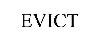 mark for EVICT, trademark #87767186