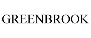 mark for GREENBROOK, trademark #87769979