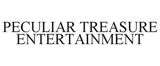 mark for PECULIAR TREASURE ENTERTAINMENT, trademark #87773516
