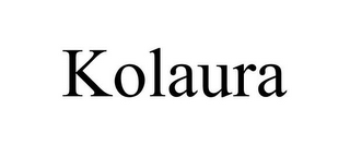 mark for KOLAURA, trademark #87773613