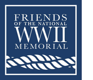 mark for FRIENDS OF THE NATIONAL WORLD WAR II MEMORIAL, trademark #87775890