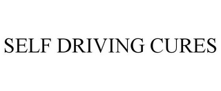 mark for SELF DRIVING CURES, trademark #87779842
