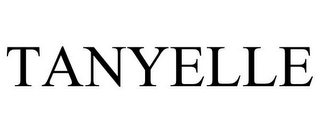 mark for TANYELLE, trademark #87780428