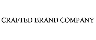 mark for CRAFTED BRAND COMPANY, trademark #87783332