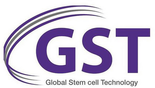 mark for GST GLOBAL STEM CELL TECHNOLOGY, trademark #87784836