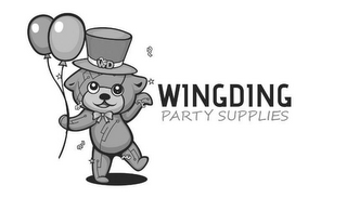 mark for WD WINGDING PARTY SUPPLIES, trademark #87785974