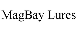 mark for MAGBAY LURES, trademark #87787143