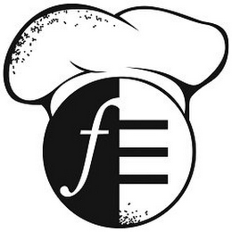 mark for THE LETTERS F AND E ARE INCORPORATED WITHIN THE CIRCLE UNDER THE CHEF'S HAT., trademark #87787812