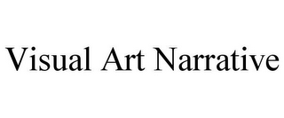 mark for VISUAL ART NARRATIVE, trademark #87790248