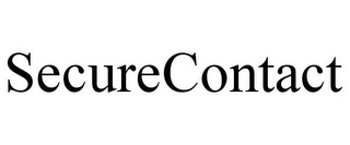 mark for SECURECONTACT, trademark #87790314