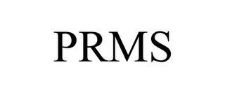 mark for PRMS, trademark #87792499