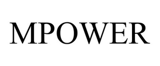 mark for MPOWER, trademark #87796691