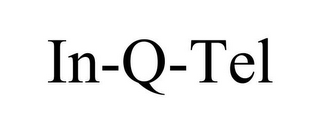 mark for IN-Q-TEL, trademark #87798048