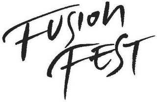 mark for FUSION FEST, trademark #87806711