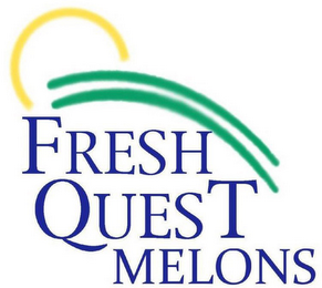 mark for FRESH QUEST MELONS, trademark #87806849
